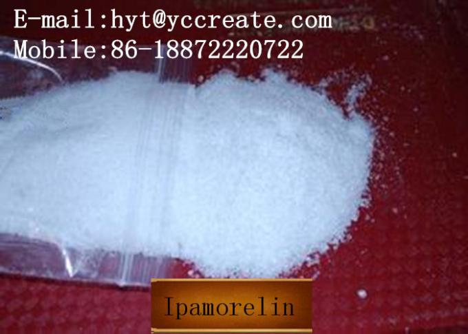 High Purity Testosterone Steroid CAS No 170851-70-4 Ipamorelin 2mg / Vial