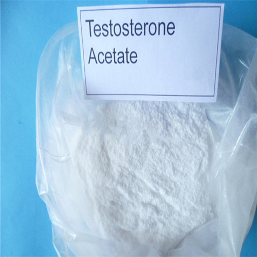 Off - White Crystalline Powder Testosterone Steroid For Bodybuilding Fitness , CAS 1045-69-8
