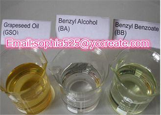 China Grapeseed Oil  Conversions Anabolic Steroid  Steroid Solvent Light Yellow  Liquids supplier
