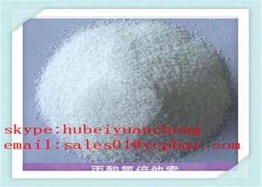China Glucocorticoid Anti-Inflammatory Dexamethasone Acetate for Sale CAS No.: 1177-87-3 supplier