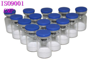 China PT-141 32780-32-8 Peptide Powder , Drug Human Growth Hormone Powder 10mg / vial supplier
