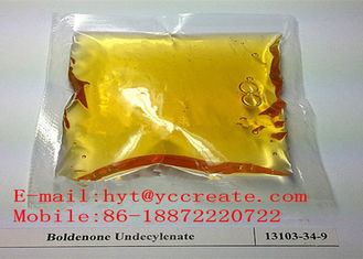 China SARMs Powder Boldenone Undecylenate Equipoise Muscle Gaining Steroids CAS13103-34-9 supplier