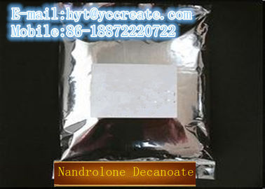 China Nandrolone DECA Durabolin Raw Steroid Powder CAS 360-70-3 Nandrolone Decanoate supplier