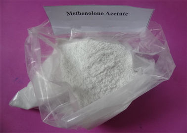 China Builds Lean Muscle Anabolic Raw Steroid Hormone Powder Methenolone Acetate supplier