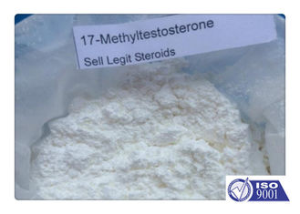 China 17-alpha-Methyl Testosterone 99% purity Testosterone Steroid CAS No.: 58-18-4 supplier
