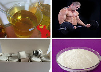 China Methenolone Acetate 100mg/ml Boldenone Steroid Oil Primobolan USP Standard CAS 434-05-9 supplier