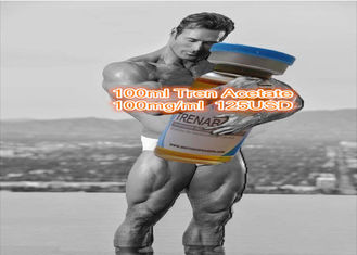 China Trenbolone Enanthate Male Enhancement Powder With 100% Custom Pass Rate , High Pure supplier