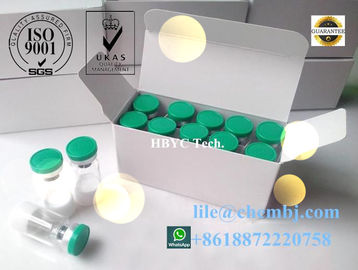China PEG MGF Muscle Growth Polypeptide Pharmaceutical Powder CAS 25322-68-3 supplier