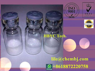 China DSIP, Delta Sleep-Inducing Peptide , Sedative Raw Material CAS 62568-57-4 supplier