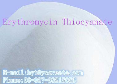 China Veterinary Pharmaceutical Raw Materials CAS 7704-67-8 Erythromycin Thiocyanate factory