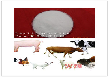 China White Powder Veterinary Raw Materials 95% Assay CAS 71751-41-2 Abamectin , ISO9001 Listed factory