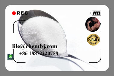 Metroprolol Succinate 99% Purity Pharmaceutical Raw Materials 98418-47-4